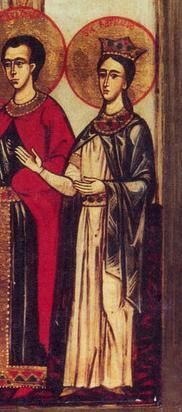 Slavery ended in Western Europe in the 7th century, when a British girl, Bathilde, was taken as a slave and sold to Clovis II, King of the Franks (638–655). Clovis fell in love with and married her. Bathilde became ruler as regent for their sons when he died, and used that power to outlaw slavery. She was later canonized as a saint by the Roman Catholic Church.