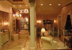 Photos of Dollhouse Interiors | Dollhouse Interiors (Contemporary Classic) / Mini Bath Ensuite