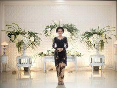 Perpaduan Pernikahan Adat Jawa dan Palembang di Balai Kartini -