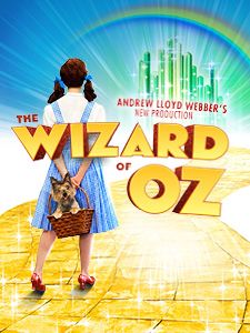 Wizard of Oz @ Paramount Theater - October 9 - 13, 2013