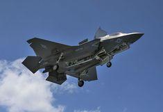 F-35 Lightning weapons bay