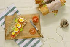 Baguetes de Atum [Tuna Baguette] | Petiscana