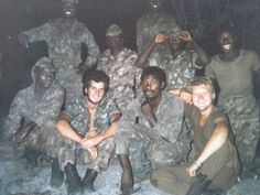 32 Battalion: the SADF's most elite fighting unit during the Border War against communist backed forces in Angola