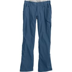 Women's Dry on the Fly Convertible Nylon Pants are light, resist rips and go from drenched to dry in minutes. The perfect lightweight work pants!