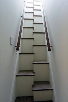 """Get these stairs & then tell your kids """"If you ever come home drunk, you will literally die"""""""
