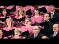 "One of my fav songs, ""I Feel My Savior's Love"" sung by the Mormon Tabernacle Choir"
