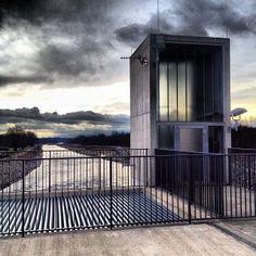 Kraftwerk Gössendorf / Mur @haubentaucherat Instagram photos   Webstagram Deck, Clouds, Outdoor Decor, Photos, Instagram, Home, Pictures, Front Porches, Ad Home