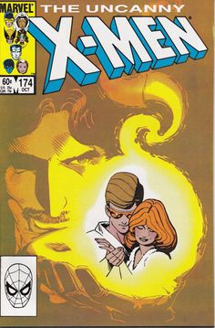 Uncanny XMen 1963 1st Series 174 October 1983 Issue by ViewObscura, $7.00