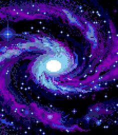 8-bit galaxy