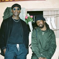Skepta and Jammer- Boy Better Know. See Boy Better Know, Clothes 2019, Afro Punk, High End Fashion, Dapper, Hip Hop, Street Style, Style Inspiration, Mens Fashion