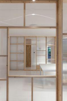 Cao Pu Converts Nanjing Apartment into Clothing Design Studio