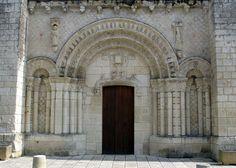 église Saint-Pierre, Parçay-sur-Vienne, Indre-et-Loire. Centre