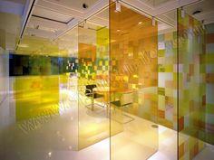 Decoración de Oficinas   SP Integrales Vinilos de colores