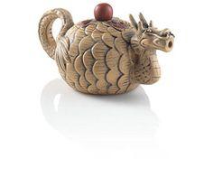 Winter Dragon Yixing Teapot <3  --  http://www.teavana.com/
