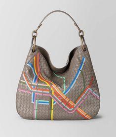 Bottega Veneta STEEL INTRECCIATO STOPS LOOP BAG affiliatelink Michael Kors  Bag 4fc26ca8e1770