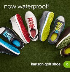 Karlson Golf Shoe