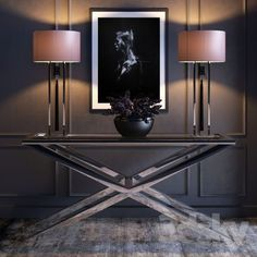 25 Console Tables You Will Love – Looking for a useful little piece of furniture that adds extra storage where you need it?