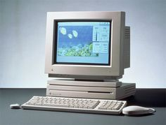 LC3  Macintosh LC III - The most badass Mac in history.