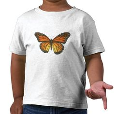 A Monarch Butterfly T Shirts