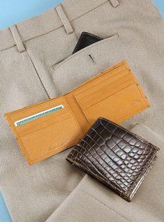Exotic Wallet in Brown