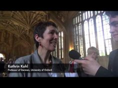 Watch members of KEVI TV as they receive their prizes for winning the Oxford German Olympiad 2014 in the group film category. East School, Divinity School, First Prize, German, Channel, Students, Activities, Watch, Tv