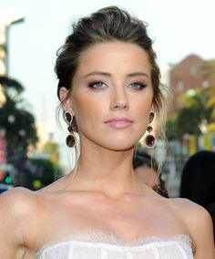 Amber Heard, I recently saw you in 'The Ward' and you have a natural intelligence and badassery without forcing it that would also be a great choice to be Alice Pleasance.
