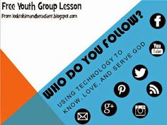 Who Do You Follow? - Technology / Social Media Bible Study for Teens / Tweens