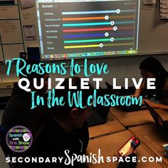 Secondary Spanish Space