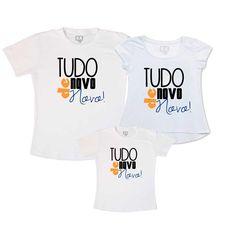 Kit Ano Novo Tudo Novo de Novo - leaoleaozinho.com.br