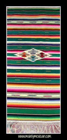 Private Merrill Collection Catalog - We love the color, patterns, variety and workmanship that go into the beautiful hand made textiles of Mexico - to see more visit www.mainlymexican... #Mexico #Mexican #textile #serape #woven