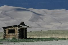 Great Sand Dunes National Park - AMAZING not many people go but they should!!