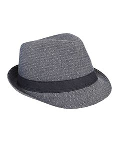 Chambray Trilby Hat #GeorgeSummer