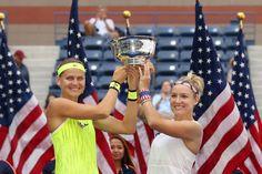 Mattek-Sands Gets Emotional Recalling Facebook Status Update, Tennis Center, Billie Jean King, Under The Lights, Us Open, Tennis Players, Finals, Captain Hat