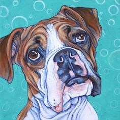 Hoi! Ik heb een geweldige listing gevonden op Etsy https://www.etsy.com/nl/listing/151354444/12-x-12-custom-pet-portrait-painting-in