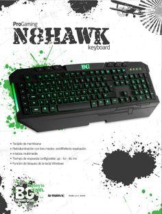 B-move teclado Gaming