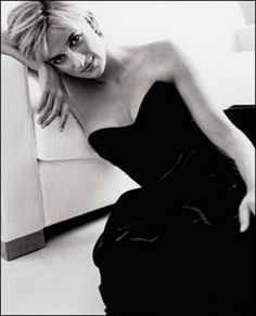 Diana, Vanity Fair, by Mario Testino