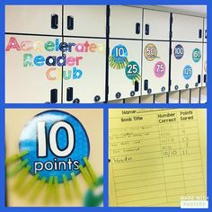 My kids wanted to keep track of their AR points, so this is what I came up with! Link in Profile. #teachersfollowteachers #AcceleratedReader #read #iteachfifth #tpt https://www.teacherspayteachers.com/Product/Accelerated-Reader-Club-and-Reading-Logs-Perfe