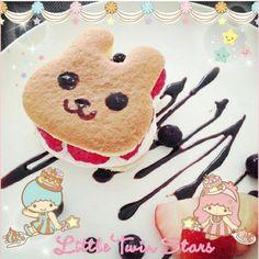 かわいいスイーツでほっといと息!  キキララちゃんのフレームとスタンプでデコってかわいさUPさせよう♡   Would you like to take a break with a cute dessert?  Decorate a picture with the cute Kikilala frame and stamps to make it even cuter♡   Photo taken byTanyKitty onKawaii★Cam                             Join Kawaii★Cam now :)                            For iOS:                 https://itunes.apple.com/jp/app/kawaii-xie-zhen-jia-gonghakawaiikamu*./id529446620?mt=8…
