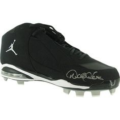 1a62dab26 DEREK JETER Hand Signed Game Issued 2010 Size 12 Cleat STEINER - Game Day  Legends