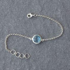Mist Topaz Bracelet Mists, Topaz, Label, Bracelets, Silver, Collection, Jewelry, Jewlery, Money