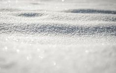 Talvi, Lumi, Luonne