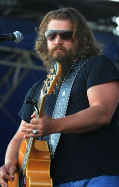 Jamey Johnson  -  I was at this show!