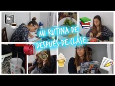Mi rutina de después de clases :) - YouTube Daily Schedules, Daily Routines, Spanish 1, Teaching Spanish, Videos, Youtube, The Unit, Songs, Body Parts