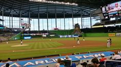A day with the Marlins | Miami, FL