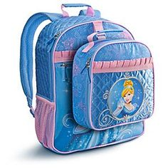 Disney Cinderella Backpack Collection | Disney Store