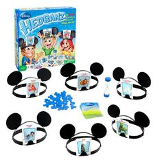 @Shannon Canales   Disney HedBanz Game « Game Searches