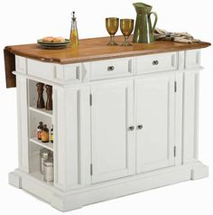 Looking for a kitchen island...this is kind of what I'm looking for!