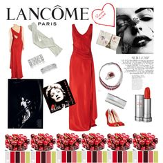 La Vie en Rose, created by michelennon.polyvore.com