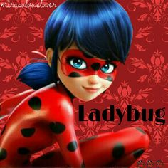 Ladybug edit by @miraculousluver. No repinning without permission!