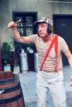 Fotos raras da Turma do Chaves Comunicadores